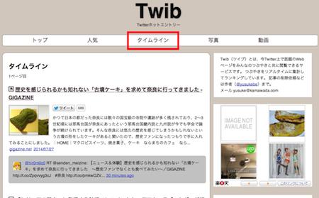 twib 使い方