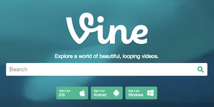 vine バイン 動画保存 方法 使い方