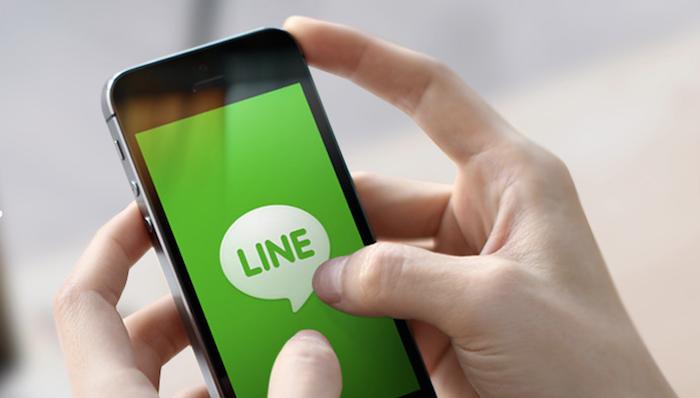 LINE ライン ノート アルバム グループに切り替える 方法