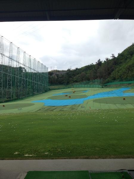 沖縄 ロードバイク ゴルフ
