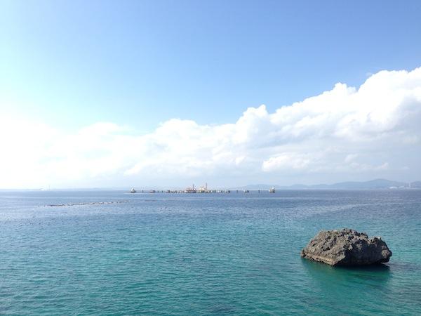 沖縄,ロードバイク,ゴルフ
