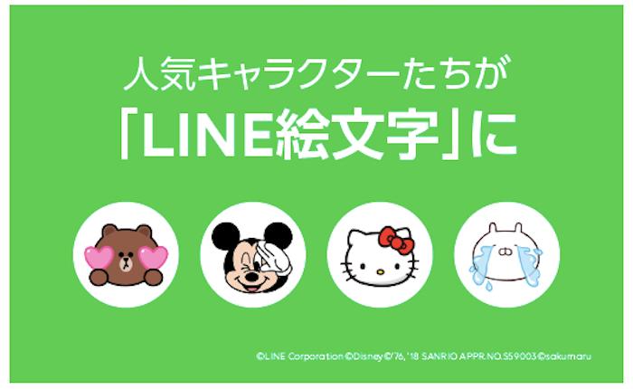 LINE LINE絵文字 使い方