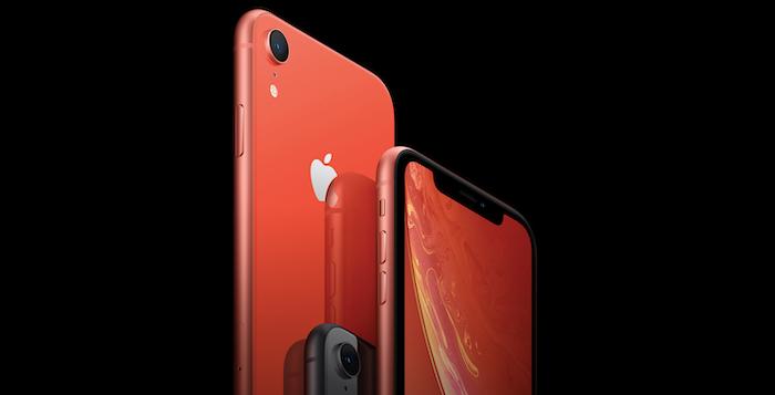 iPhone XR スクリーンショット 撮影 方法